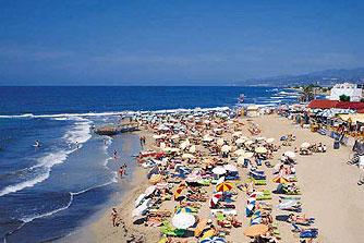 Kreta Malia strand
