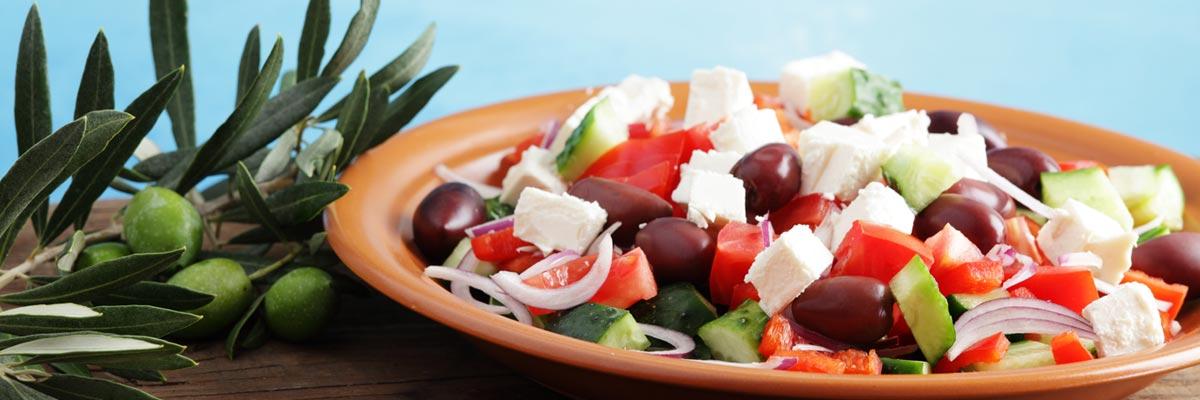 Heerlijke Griekse recepten