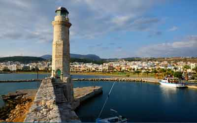 Vakantie Kreta - Rethymnon