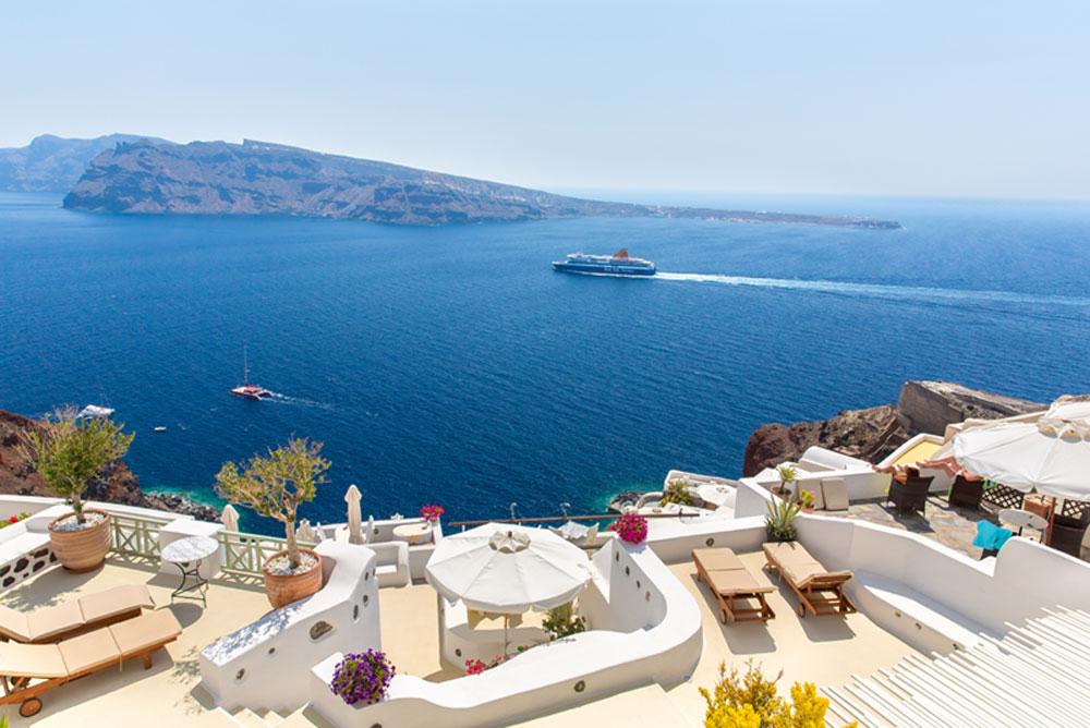 Eilandhoppen in Griekenland wordt steeds populairder