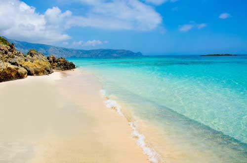 Vakantie Kreta - Elafonisi