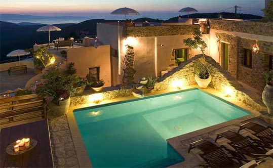 Cressa Ghitonia Hotel & SPA in Sfaka, Kreta