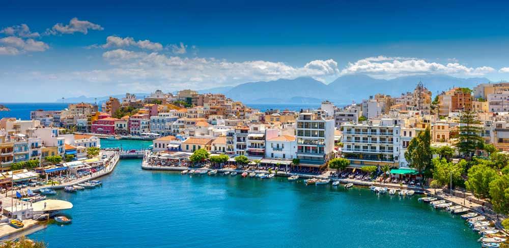 Situatie Kreta en Griekenland