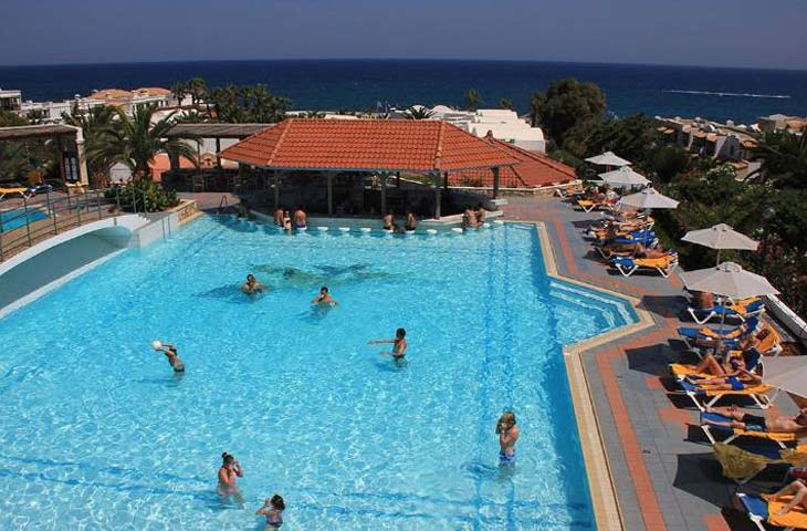 Hotel AKS Annabelle Beach all inclusive vakantie