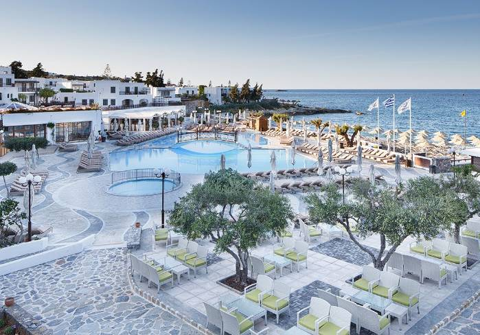 Hotel Creta Maris Beach Resort all inclusive vakantie
