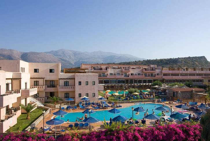 Hotel Vasia Beach & Spa all inclusive hotel