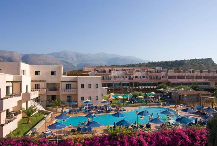 Hotel Vasia Resort & Spa all inclusive hotel