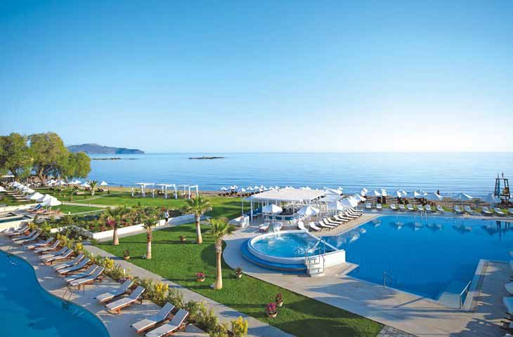 Sensimar Atlantica Kalliston Resort & Spa adult only hotel in Chania (West Kreta)