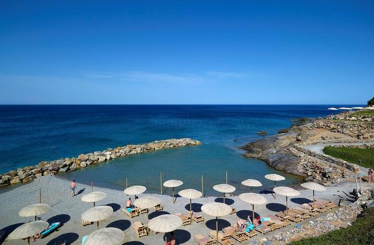 Adults only hotel Sensimar Royal Blue resort voor een heerlijke vakantie zonder kinderen om u heen