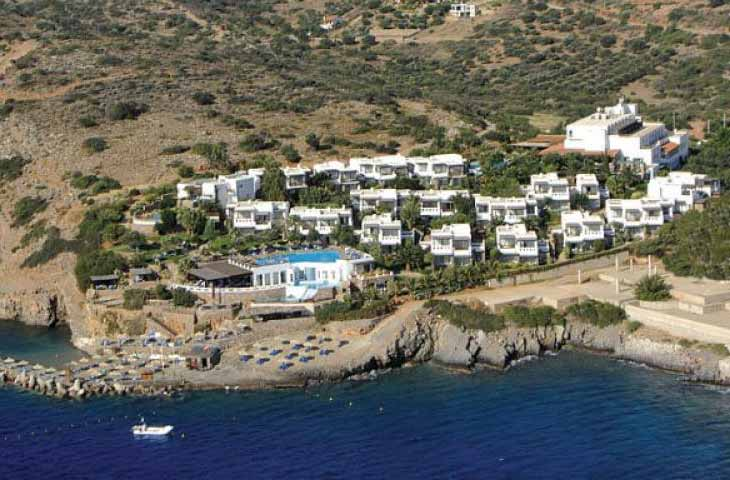 Adult only hotel TUI Sensimar Elounda Village