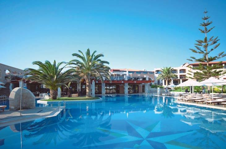 Family life creta paradise by atlantica all inclusive Kreta hotel