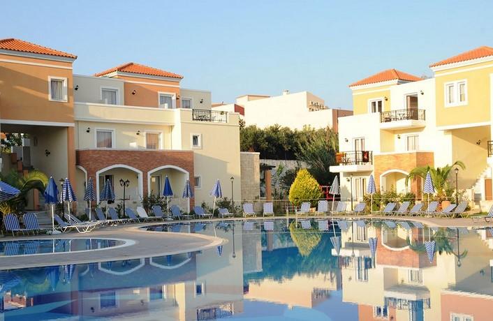 Hotel Crispy World all inclusive Kreta hotel