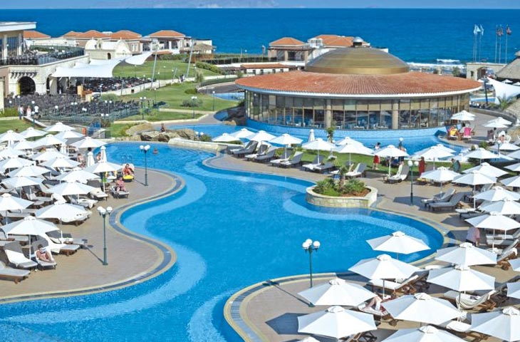 Adult only hotel Sensatori Resort Crete by Atlantica