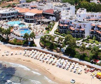 Hotel Alexander Beach boekt u voordelig bij Sunweb
