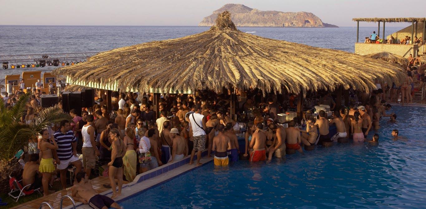 Jongerenreizen Kreta