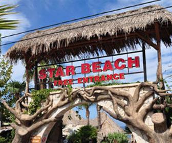 Starbeach het feest strand van Chersonissos