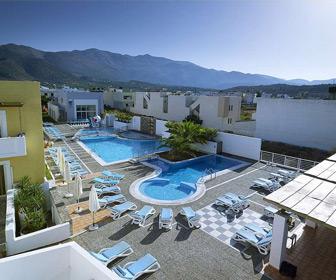Sissi Bay Hotel in Sissi op Kreta boekt u voordelig bij de Vakantiediscounter