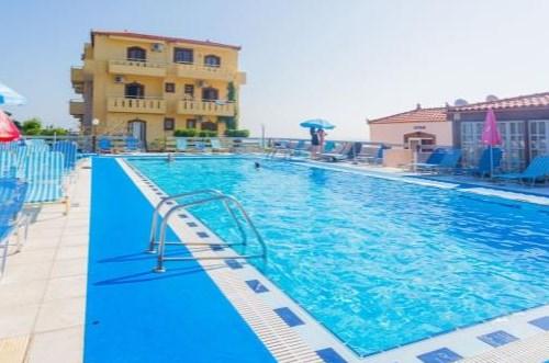 Adams Apartments voor een heerlijke vakantie op het grootste eiland van Griekenland