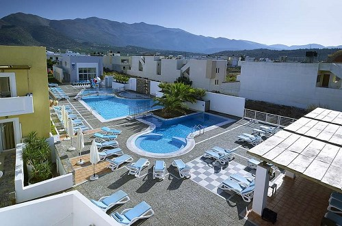 Vakantie Kreta - Sissi Bay Hotel