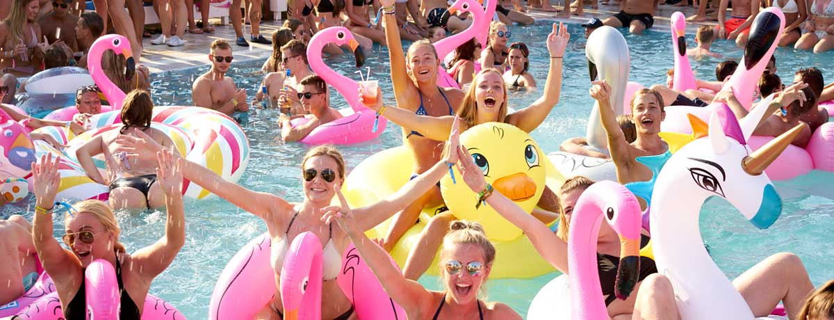 Starbeach op Kreta is een van de vetste aquapark en open air discotheken ter wereld
