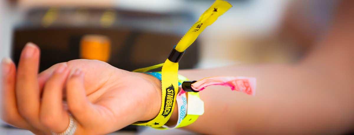 Starbeach tickets voor top feesten met de beste dj's zoals Hardwell, Steve Aoki, Afrojack en meer