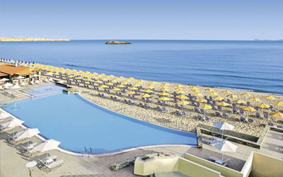 AKS Minoa Palace all inclusive hotel