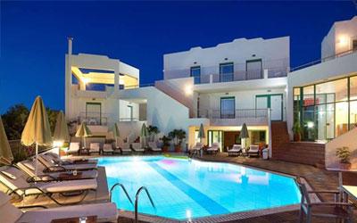 Bella Vista appartementen op Kreta