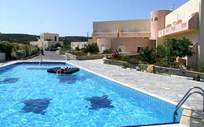 Hotel Sea Breeze in Sitia op Kreta