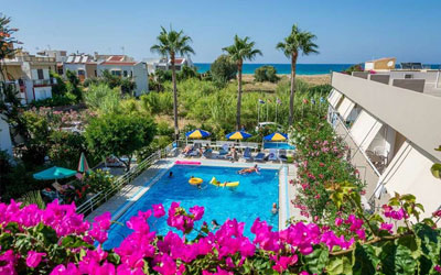 Missiria Appartementen op Kreta