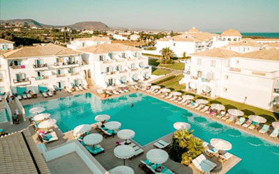 Mitsis Laguna Exclusive Resort & Spa all inclusive hotel