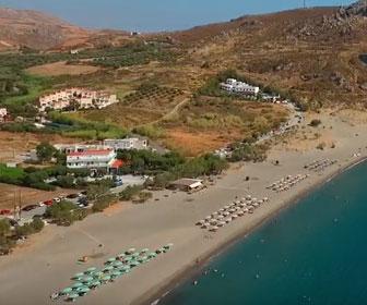 Plakias last minute vakantie op Kreta