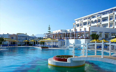Serita Beach Hotel kindvriendelijk hotel