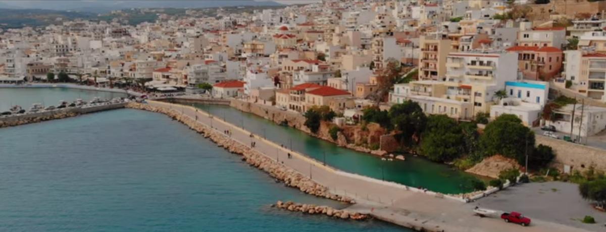 Sitia op Kreta