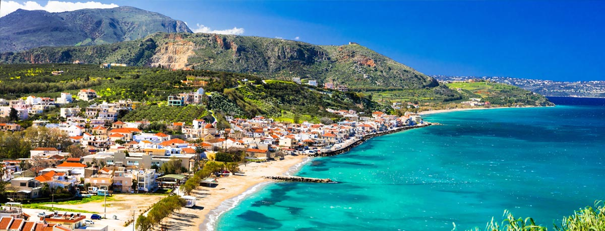 Vakantie Kreta