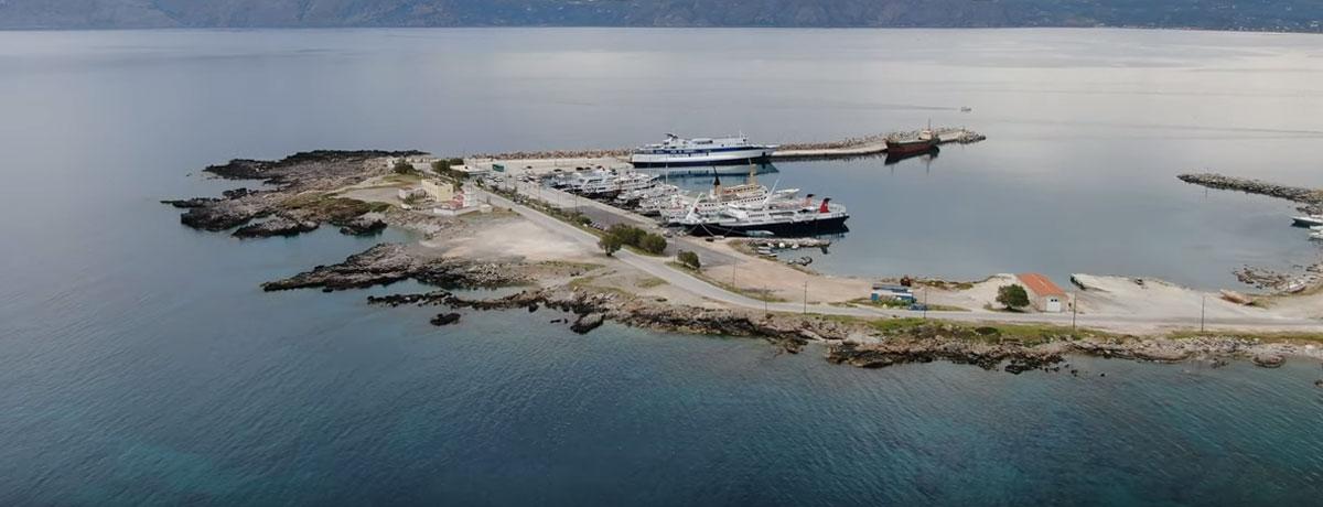 Kissamos is een gezellige plaatsje op Kreta