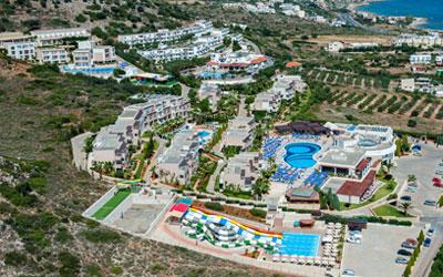 Kindvriendelijke hotels Kreta Grand Hotel Holiday Resort
