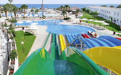 Kreta Louis Creta Princess Hotel is perfect voor een verblijf met kinderen