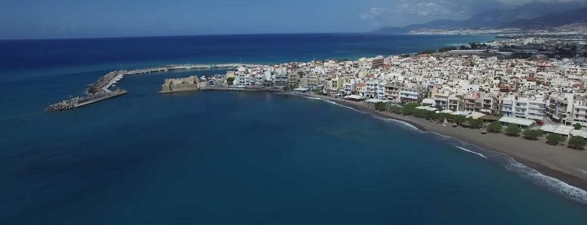 Ierapetra op Kreta