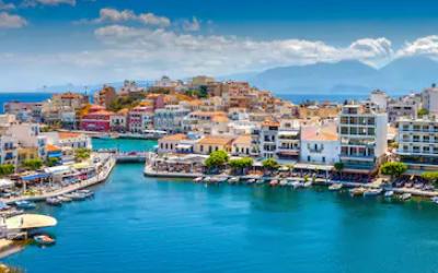 Vakantie Kreta - Agios Nikolaos