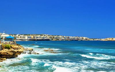 Vakantie Kreta - Chersonissos