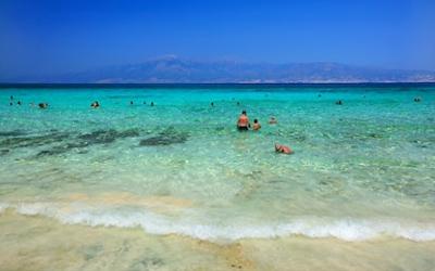 Vakantie Kreta - Chrissi Eiland is een prachtig strand op Kreta in Griekenland