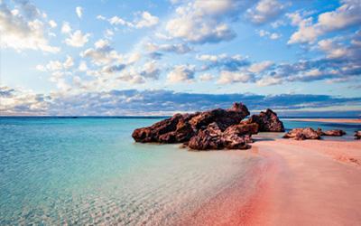 Vakantie Kreta - Elafonisi is een prachtig strand op Kreta in Griekenland