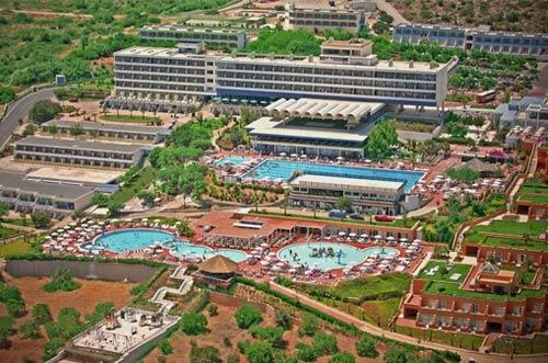 Vakantie Kreta - Hotel Alexander Beach