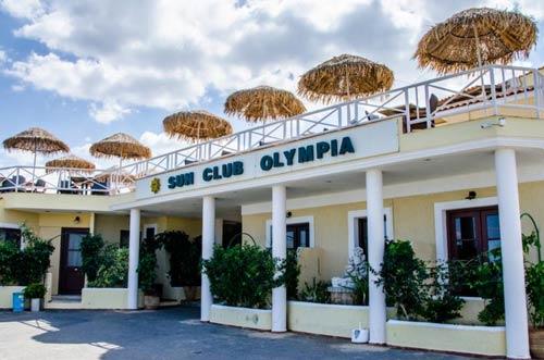 Vakantie Kreta - Sun Club Olympia in Chersonissos